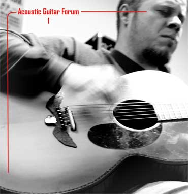 Acoustic Guitar Forum 1