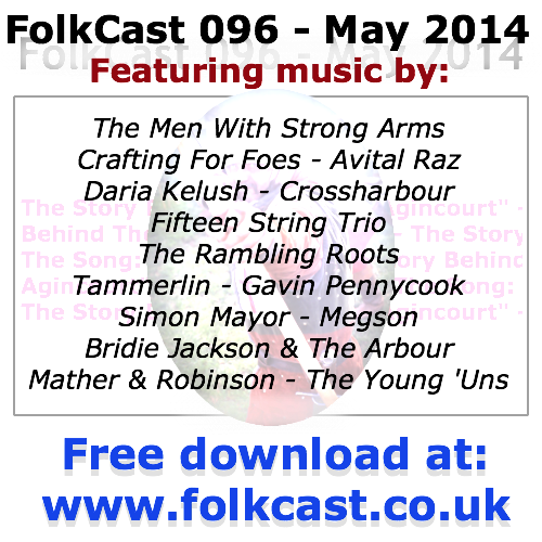FolkCast 096 - artists