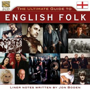 Ultimate Guide To English Folk CD cover